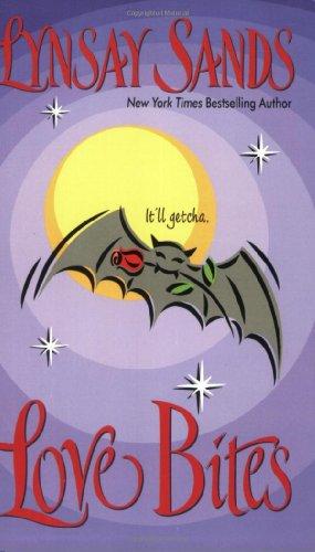 Love Bites (Argeneau Vampires, Book 2)