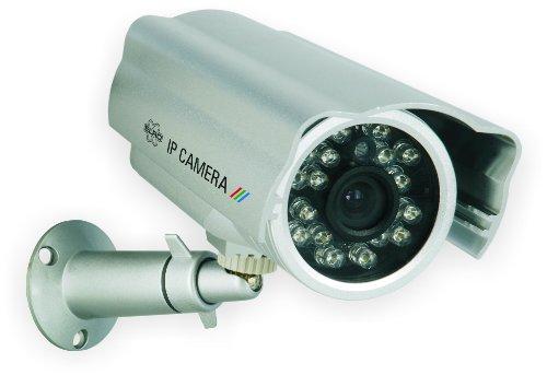 Elro C803IP Plug und Play Farb-Netzwerkkamera für den Außenbereich