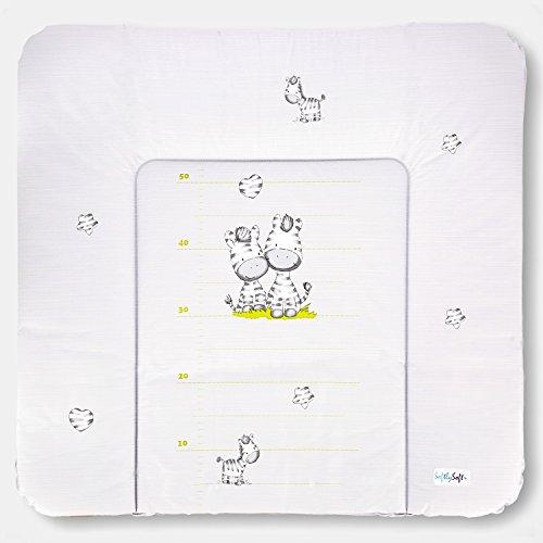 Preisvergleich Produktbild Wickeltischauflage Wickelunterlage Wickelauflage Babybett Baby 75x70cm Design 7
