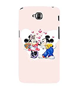 Cartoon, Black, Cartoon and Animation, Printed Designer Back Case Cover for LG G Pro Lite :: LG Pro Lite D680 D682TR :: LG G Pro Lite Dual :: LG Pro Lite Dual D686