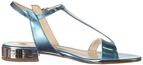Högl 3 10 1114 3300, Sandales Bout Ouvert Femme Bleu (Azure3300)