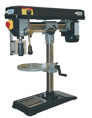 Preisvergleich Produktbild Bohrmaschine Radial-Werkbank–Kapazität max.-Lochung (Stahl) mm 16