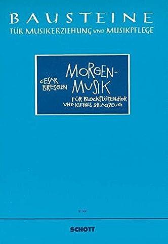 Batterie B 144 - Morgenmusik - Bausteine - Series of Works