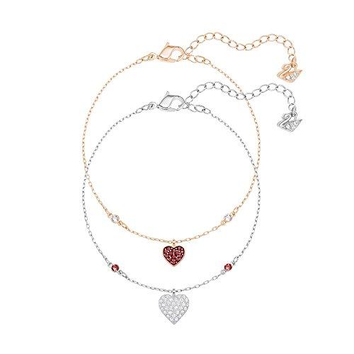 deseos-de-cristal-swarovski-corazon-pulsera-set-rojo-5272249