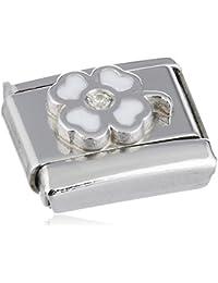 Nomination 330305/14 - Maillon pour bracelet composable Femme - Argent 925/1000