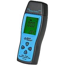 SMART SENSOR Mini Digital LCD EMF Ensayador Portátil ElectromagnéticoCampo Radiación Detector Metro DosímetroMostrador