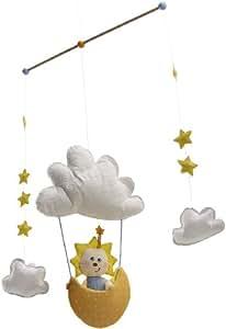 Mobile Lutin aux étoiles