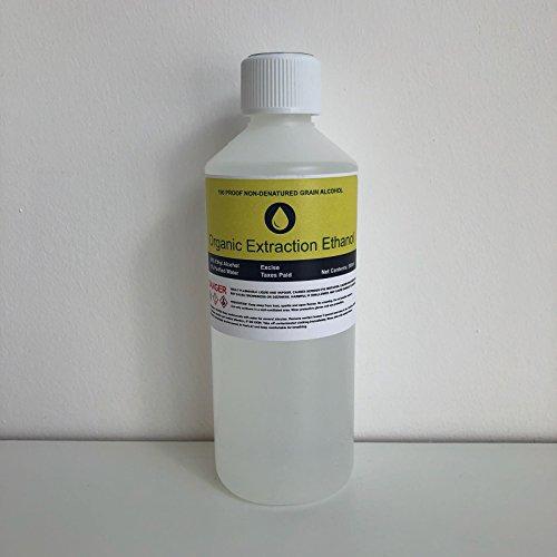 190Proof nicht denaturierter Nahrungsmittelgrad-Korn-Alkohol, 473 ml