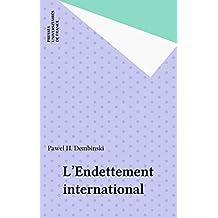 L'Endettement international