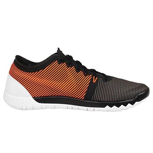 Nike  Free Trainer 3.0 V4, Chaussures de sport garçon Noir - Noir