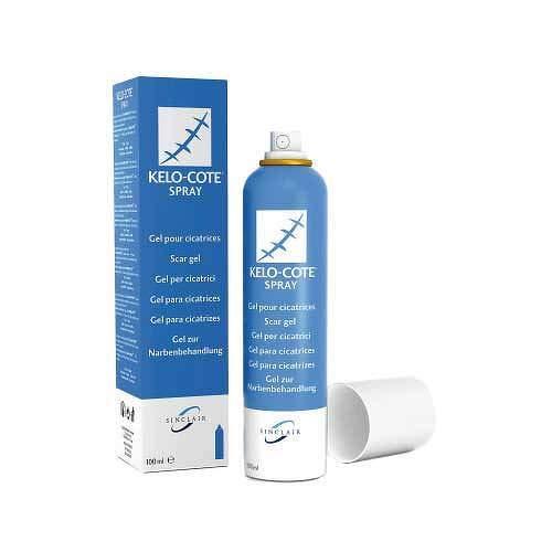 KELO-cote Spray Silikonspray z.Behandlung v.Narben 100 ml Spray Silicon Gel