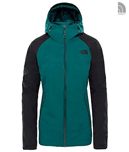 The North Face Wo Stratos Veste Femme, Botanical Garden, FR : M (Taille Fabricant : M)