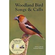 Woodland Bird Songs & Calls (Book & Audo CD)