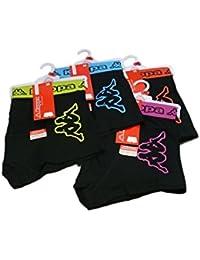 Kappa Boxer - Noir avec Logo coloré - 30510309