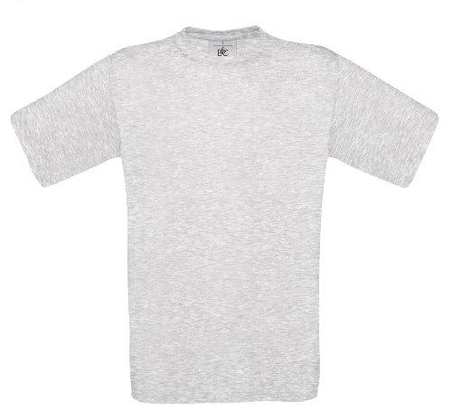 BCTU002 T-Shirt Exact 150 Herren Damen Ash (Heather)