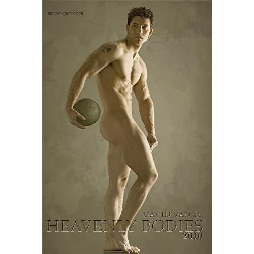 Heavenly Bodies 2010 Calendar