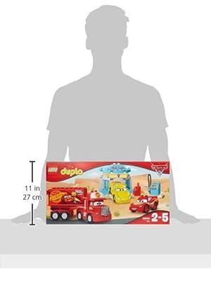 LEGO - 10846 - DUPLO - Jeu de Construction - Le café de Flo