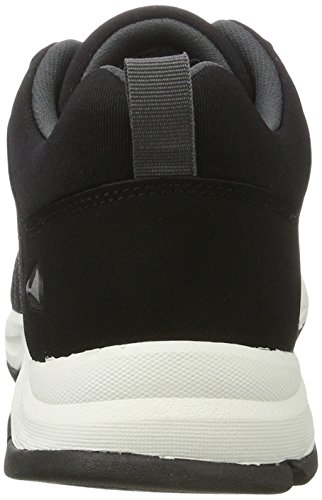 Viking Komfort W, Scarpe Sportive Outdoor Donna Nero (Black/White)