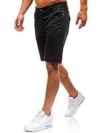 BOLF Herren Kurze Hose Shorts Stoffhose Fitnesshose Trainingshose Sport  Style 7G7 2d72bdf045