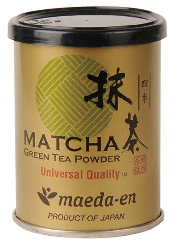 (4 Pack)-Maeda-en Shiki Matcha - Green Tea Powder, 30ml each