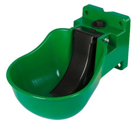 Kerbl Kunststofftränkebecken KN50 Niederdruck - grün