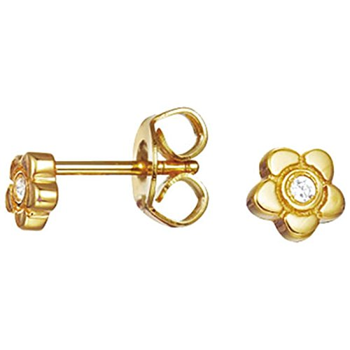 espirit-charm-jw50258-eser92736b000-kids-stud-earrings-gold-925-sterling-silver-rhodium-plated-white