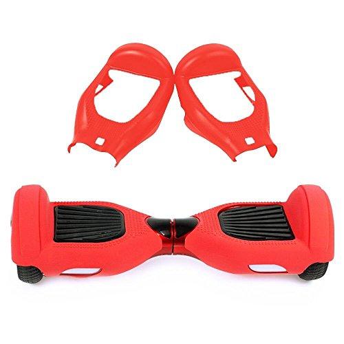 Coque hoverboard rouge le classement des meilleurs de for Housse pour hoverboard