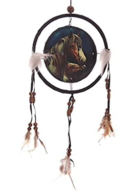 Decorative Horse Dreamcatcher Small