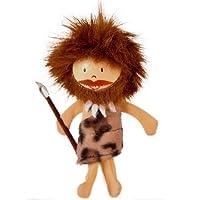 Fiesta Crafts G-1045 Fiesta Caveman Finger Puppet