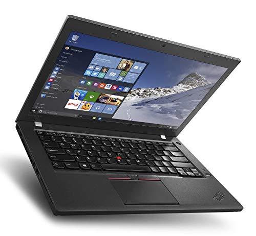 Lenovo ThinkPad T460 14 Zoll 1920×1080 Full HD Intel Core i5 256GB SSD Festplatte 8GB Speicher Win 10 Pro Webcam Bluetooth 20FN003LGE Notebook Laptop Ultrabook (Zertifiziert und Generalüberholt)