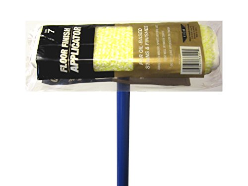 ettore-33107-oil-based-floor-finish-applicator-with-pole-7-inch