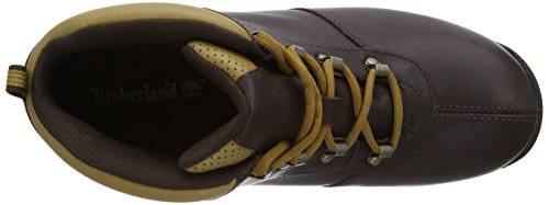 Timberland Splitrock 2, Jungen Hohe Sneakers Braun (Dark Brown)