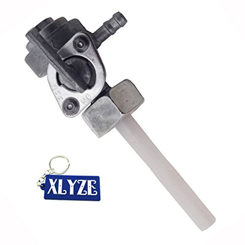 xlyze M16x 1.5mm Wasserhahn, Absperrventil des Kraftstoff Gas Tank Schalter des von der Schlüssel Schritt für den Generator UST GG 2300350055007500N -