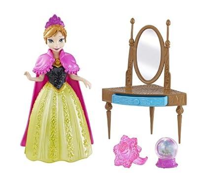 Princesas Disney - Muñeco pequeño, Frozen Magiclip
