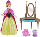 Disney Frozen Toy - Magiclip Princess Anna of Arendelle Doll Playset