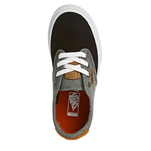 Vans Chima Ferguson Pro (occulta Twill) scarpe da skate (cord) black/ch