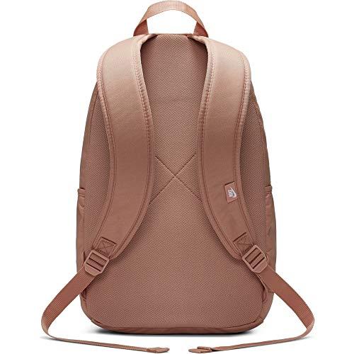Nike Damen Sportswear Schultertasche, Rucksack 50 cm, 30 Mehrfarbig (Rose Gold/Rose Gold/MTLC Red Bronze)
