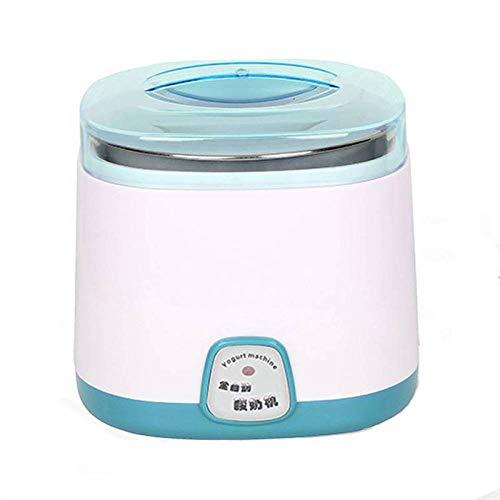 BBG Joghurtmaschine automatische Hause Multifunktions intelligente Gärmaschine Reiswein Maschine große Kapazität Natto echt,Blau,Einheitsgröße