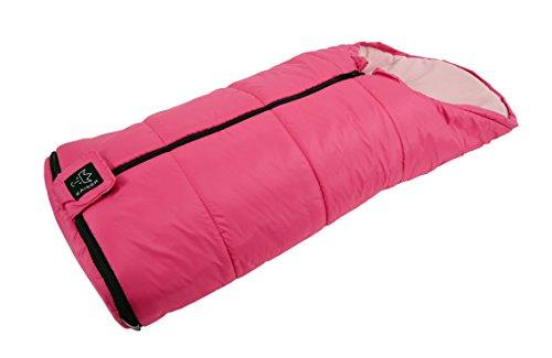 "Kaiser 6570637 – Fußsack ""Thermo Aktion"", Farbe: pink - 2"