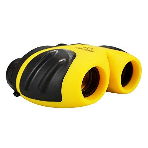 TOP Gift Unisex Youth 657228283519 Teen, TOG Binoculars Age 4-11 Years Old 2018 Christmas New Gifts for Kids Boys Girls 3-12 Yellow TG03