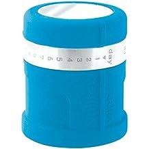 Pulltex - AntiOx Wine Stopper - Tapón antioxidante para botellas de vino - Blue Color - Soft Pack