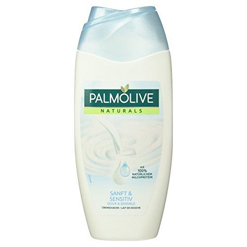 Preisvergleich Produktbild Palmolive Naturals Milchproteine und Feuchtigkeitsmilch Duschgel, 250ml