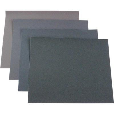 Preisvergleich Produktbild kwb Schleifpapier 830960 (Lack & Auto, wasserfest, Siliziumcarbid bestreut, Sparpack 20 Stück)