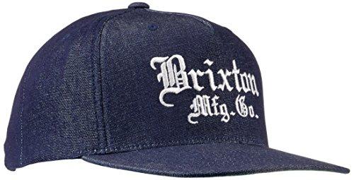 Brixton - Chapeau Vincent Taille Unique Blu (Denim)