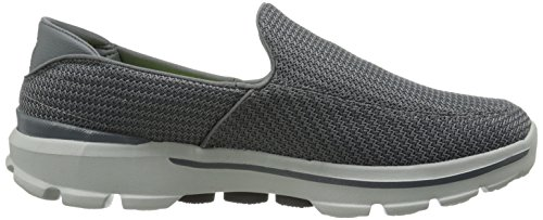 Gris Andare Bassi 3 Homme A Skechers Piedi Sneakers 1w0B0qg