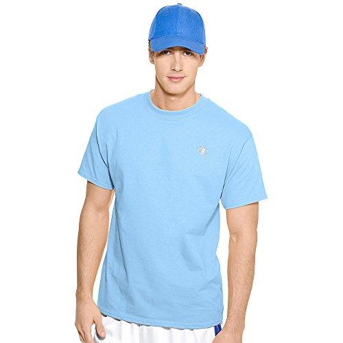 Champion Damen Stretch V-Ausschnitt T Shirt Candid Blue