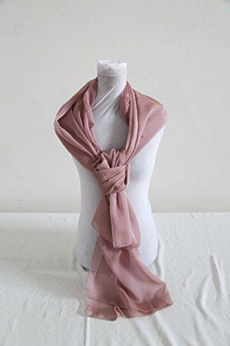 stile di moda del 2019 brillantezza del colore davvero economico Stola rosa cipria   Opinioni & Recensioni di Prodotti 2019 ...