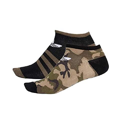 adidas Camo Line Socks Socken 2er Pack (43-46, camo)