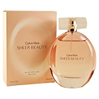 Calvin Klein Sheer Beauty  Eau de Toilette Spray, 100 ml