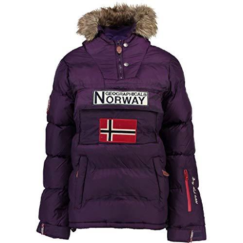 Geographical Norway Chaqueta NIÑA Anson PÚRPURA 14
